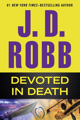 J. D. Robb - Devoted in Death
