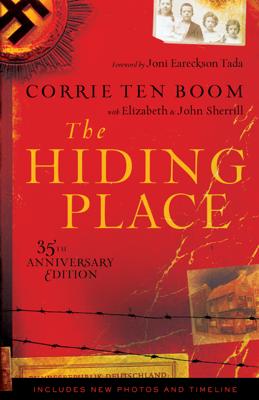 The Hiding Place - Corrie ten Boom book
