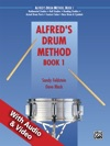 Alfreds Drum Method Book 1 With Audio And Video