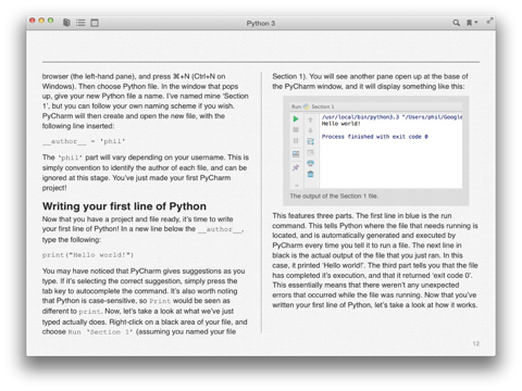 The Absolute Basics: Python 3 by Phil Corbett on Apple Books