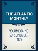 Volume 04, No. 23, September, 1859