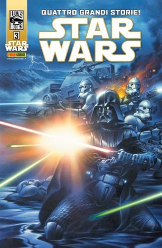 John Jackson Miller, Tom Taylor, W. Haden Blackman, Brian Ching, Colin Wilson, Rick Leonardi & Russ Manning - Star Wars 3 (Mensile)
