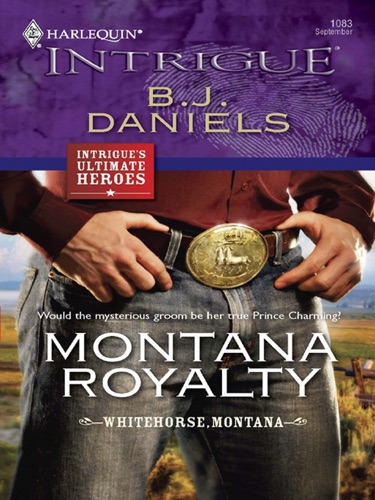 B.J. Daniels - Montana Royalty