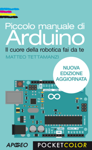 Piccolo manuale di Arduino Copertina del libro