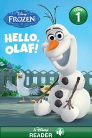 FROZEN:  HELLO, OLAF!