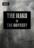 Homer - The Iliad + The Odyssey  artwork