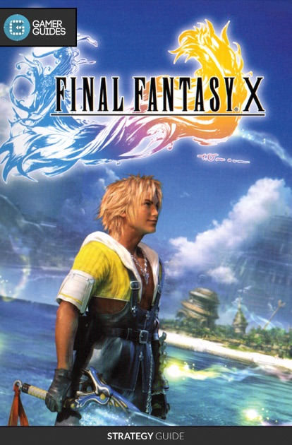 final fantasy x guide book