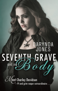 Seventh Grave and No Body Libro Cover