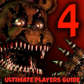 FIVE NIGHTS AT FREDDYS 4 PLAYERS GUIDE