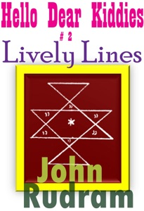 Hello Dear Kiddies #2: Lively Lines Book Cover