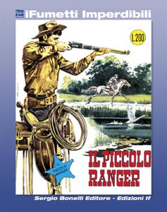 Il Piccolo Ranger n. 1 (iFumetti Imperdibili) Copertina del libro