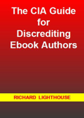 The CIA Guide for Discrediting Ebook Authors