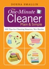 The One-Minute Cleaner Plain  Simple