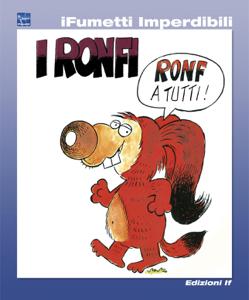 I Ronfi n. 1 (iFumetti Imperdibili) Copertina del libro