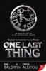 Kim Baldwin & Xenia Alexiou - One Last Thing artwork