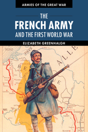 The French Army and the First World War book