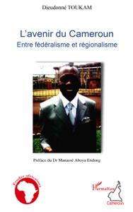 L'avenir du Cameroun La couverture du livre martien