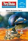Perry Rhodan-Paket 29 Die Cantaro Teil 1