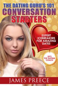 Dating Guru's 101 Conversation Starters Book Review
