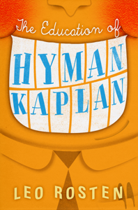 The Education of Hyman Kaplan Buch-Cover