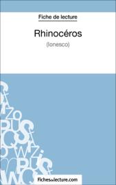Rhinocéros d'Ionesco (Fiche de lecture)