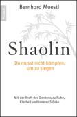Shaolin - Du musst nicht kämpfen, um zu siegen!