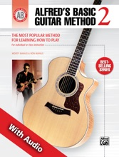 Alfred's Basic Guitar Method 2 With Audio