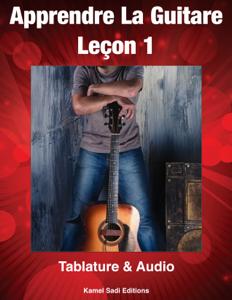 Apprendre La Guitare Leçon 1 La couverture du livre martien
