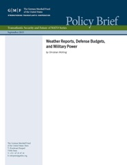 Weather Reports, Defense Budgets, and Military Power