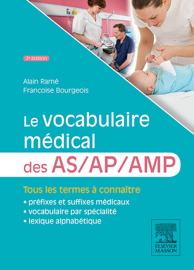 Le vocabulaire médical des AS/AP/AMP