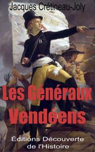 Les Généraux Vendéens La couverture du livre martien