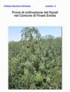 Prove Di Coltivazione Del Kenaf Nel Comune Di Finale Emilia