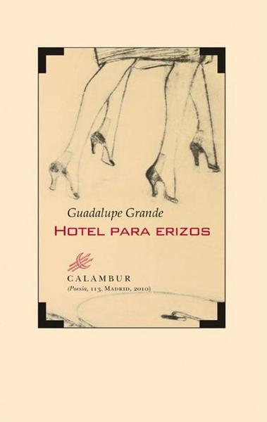 Hotel para erizos por Guadalupe Grande