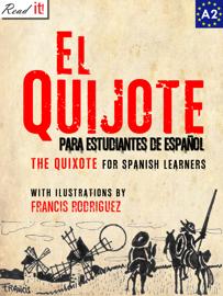 El Quijote para estudiantes de español. Libro de lectura.