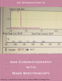 Gas Chromatography with Mass Spectroscopy