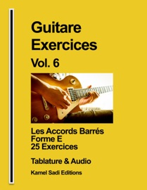 GUITARE EXERCICES VOL. 6