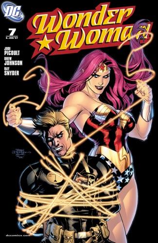 Jodi Picoult & Drew Johnson - Wonder Woman (2006-) #7