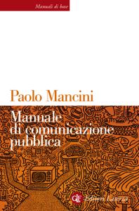 Manuale di comunicazione pubblica Copertina del libro