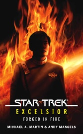 Star Trek Excelsior Forged In Fire