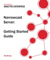 Narrowcast Server Getting Started Guide For MicroStrategy 95