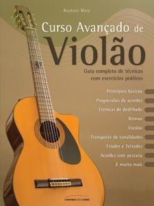 Curso avançado de violão Book Cover