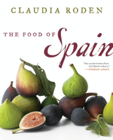 Claudia Roden - The Food of Spain artwork