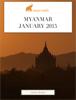Asian Trails - Myanmar       January 2015  artwork