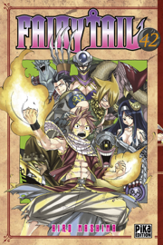 Fairy Tail T42