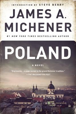James A. Michener & Steve Berry - Poland book