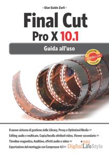Final Cut Pro X Copertina del libro