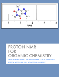 Proton NMR for Organic Chemistry book