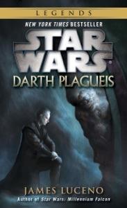 Darth Plagueis: Star Wars Book Cover