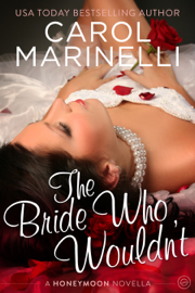 The Bride Who Wouldn't - Carol Marinelli book summary