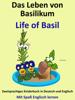 Colin Hann - Das Leben von Basilikum: Life of Basil. Zweisprachiges Kinderbuch in Deutsch und Englisch. Mit Spaß Englisch lernen artwork